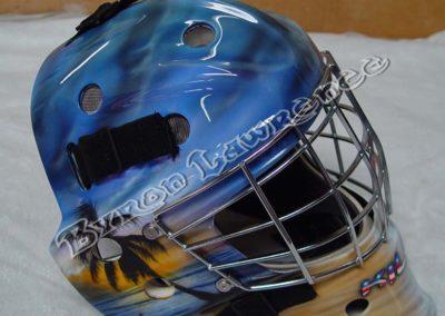 Custom Hockey Mask