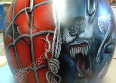 Spiderman Venom Helmet